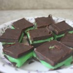 No Bake Mint Chocolate Bar Recipe