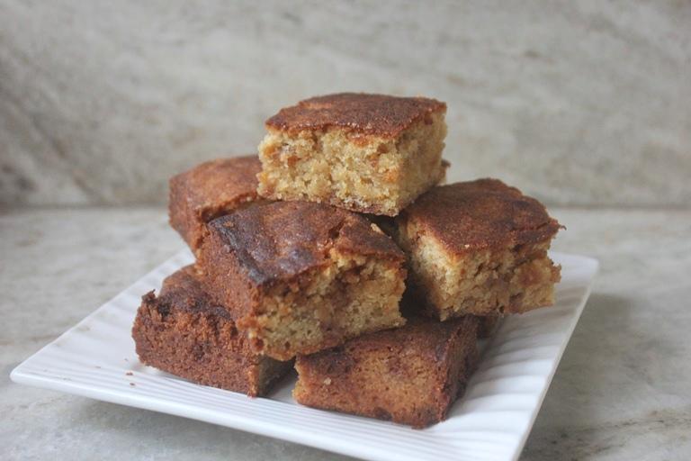 Butterscotch Cookie Bars Recipe
