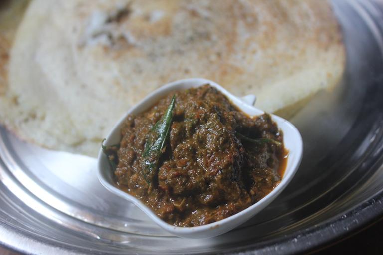 Tomato Mint Chutney Recipe – Thakkali Pudhina Chutney Recipe