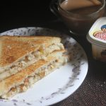 Sweet Coconut Sandwich Recipe