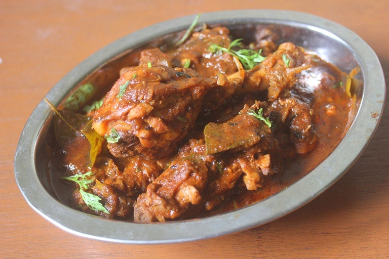 Manchatti Chicken Masala Recipe