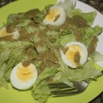 Iceberg Lettuce Egg Salad Recipe