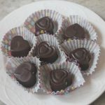 Mint Chocolates Recipe – Mint Filled Chocolates Recipe