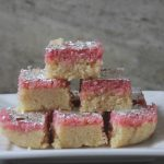 Double Decker Malai Coconut Barfi Recipe – Easy Diwali Recipes