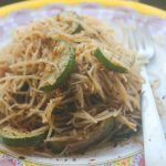 Brown Rice Spaghetti Stir Fry Recipe