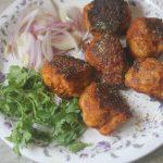 Tandoori Momos Recipe – How to Make Tandoori Momos in a Pan