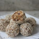 Dates Sesame Seed Ladoo Recipe – Diwali Sweets Recipe