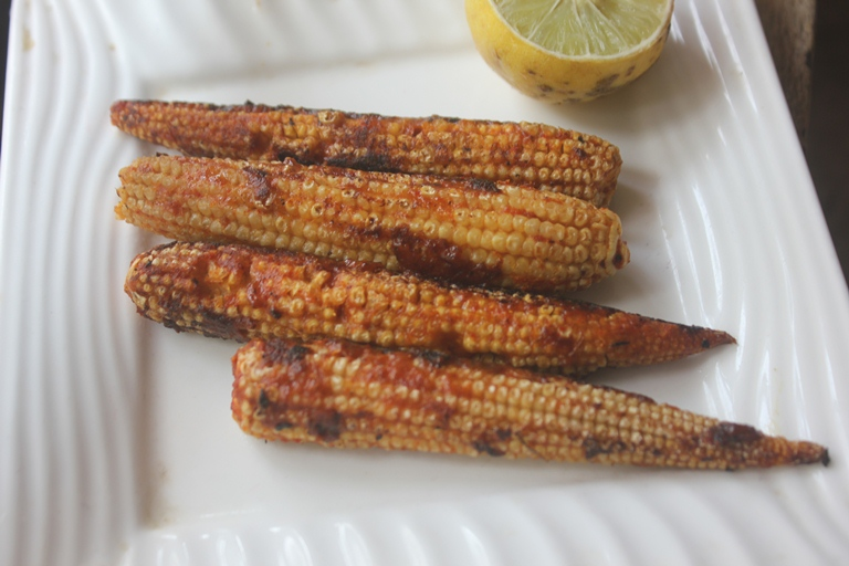 Baby Corn Pan Fry Recipe – Easy Baby Corn Recipes