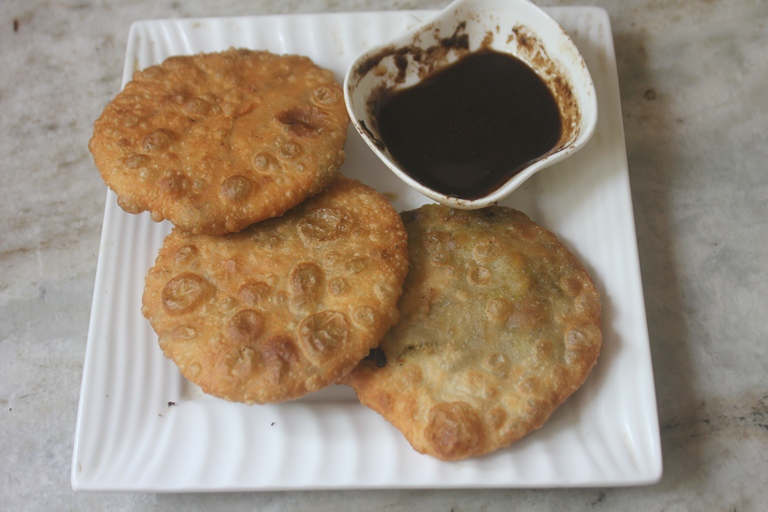 Matar Kachori Recipe – Peas Kachori Recipe – Diwali Snack Recipes