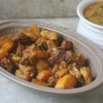 Aloo Baingan Sabzi Recipe – Potato & Brinjal Dry Curry Recipe