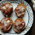Jacket Potato Recipe – Loaded Potato Skin Recipe