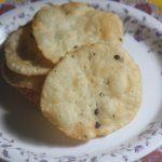 Farsi Puri Recipe – Fried Gujarati Mathri Recipe