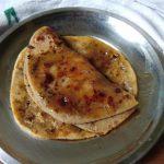 Gur Paratha Recipe – Stuffed Jaggery Paratha Recipe