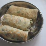 Chinese Breakfast Green Onion Pancake Recipe