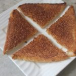 Cinnamon Toast Recipe – Cinnamon Sugar Toast Recipe