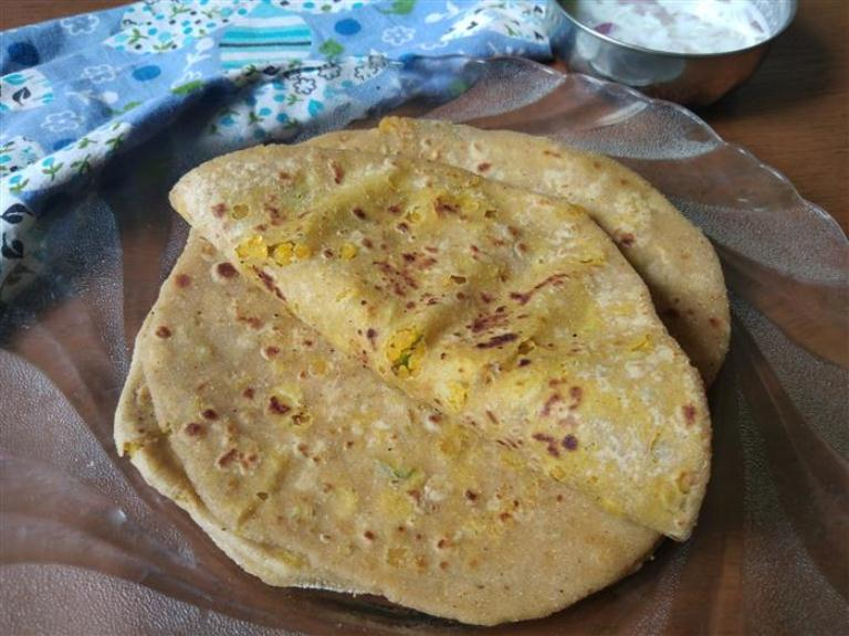 Chana Dal Paratha Recipe – Stuffed Dal Ka Paratha Recipe
