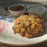 Mushroom Tahiri Recipe – Pressure Cooker Method