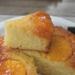 Upside Down Orange Cake Recipe