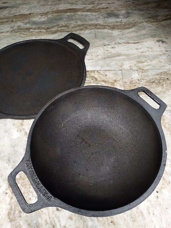 Where To Buy Cast Iron Cookwares In India Prithvimaya Review