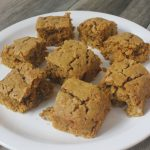 Carrot Walnut Squares Recipe