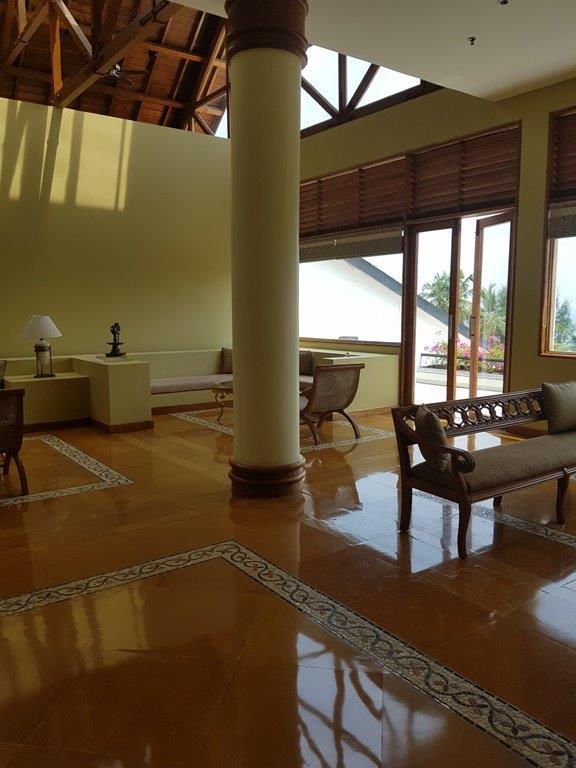 The Leela Raviz Kovalam Resorts In Kovalam Review