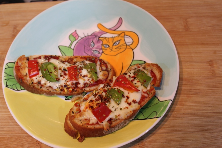 French Bread Pizza Recipe Kids Snacks Recipes