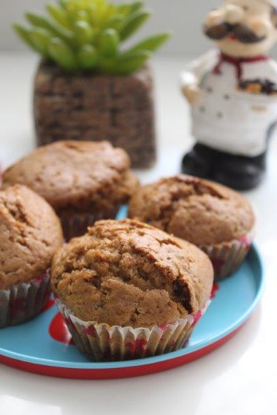 christmas morning muffins recipe
