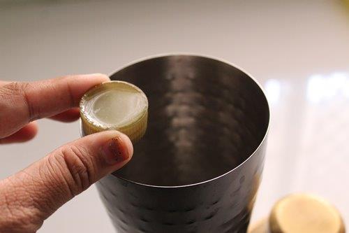 Virgin Lychee Martini Recipe