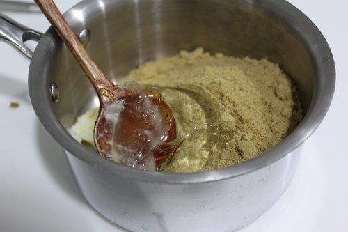 caramel pecan sauce