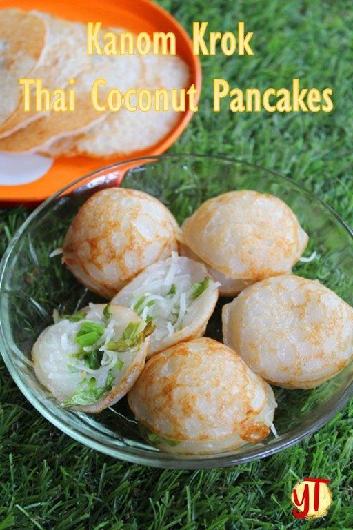 thai coconut pancakes recipe