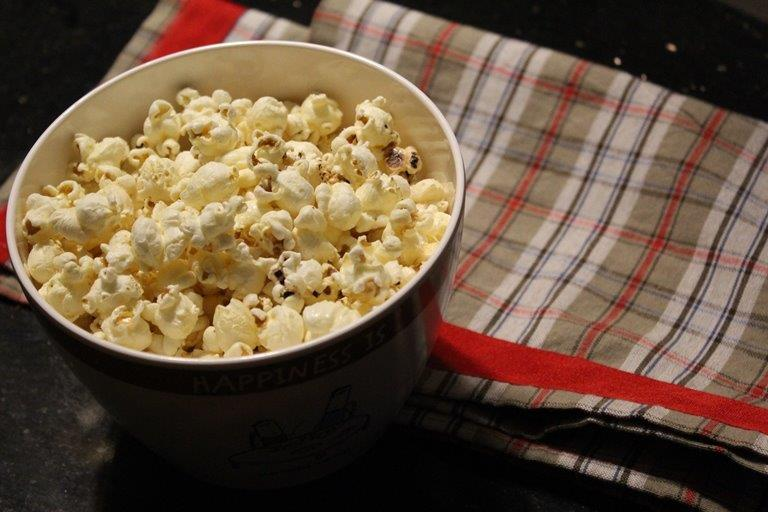 Butter Salt Popcorn Recipe Butter Popcorn Recipe