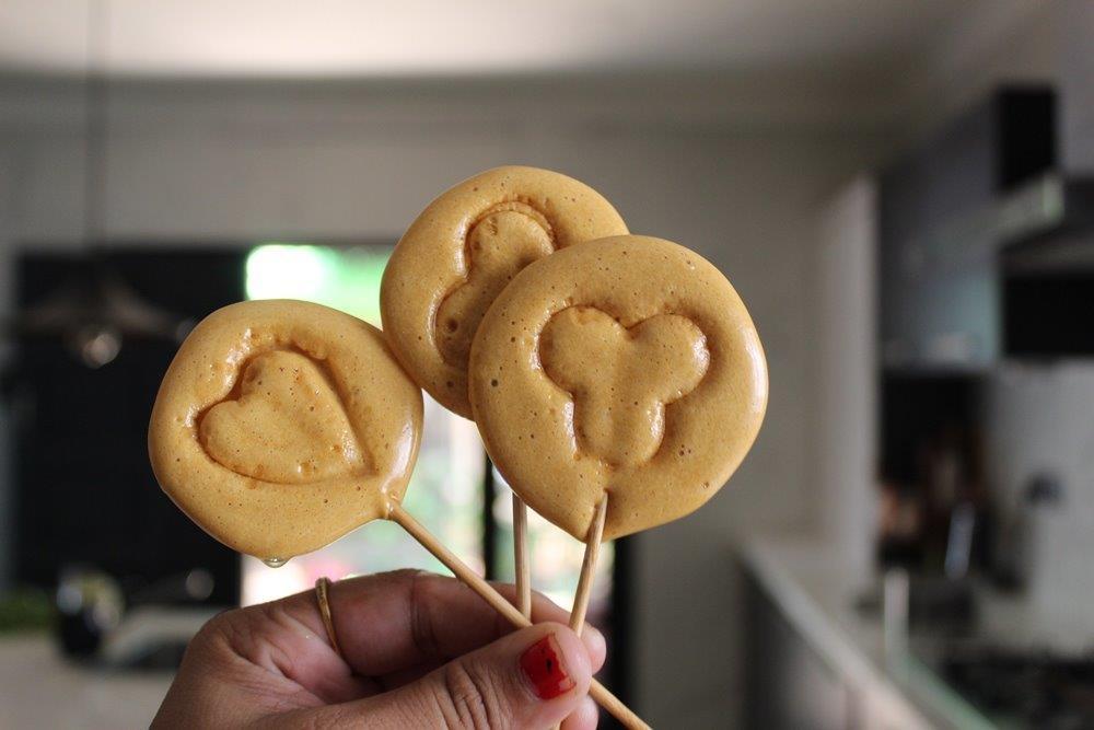 Dalgona Candy Recipe Korean Sponge Candy Recipe Yummy Tummy