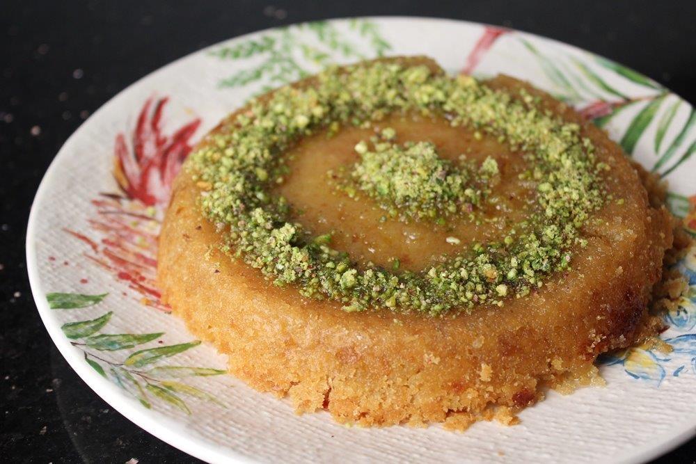 Bread Kunafa