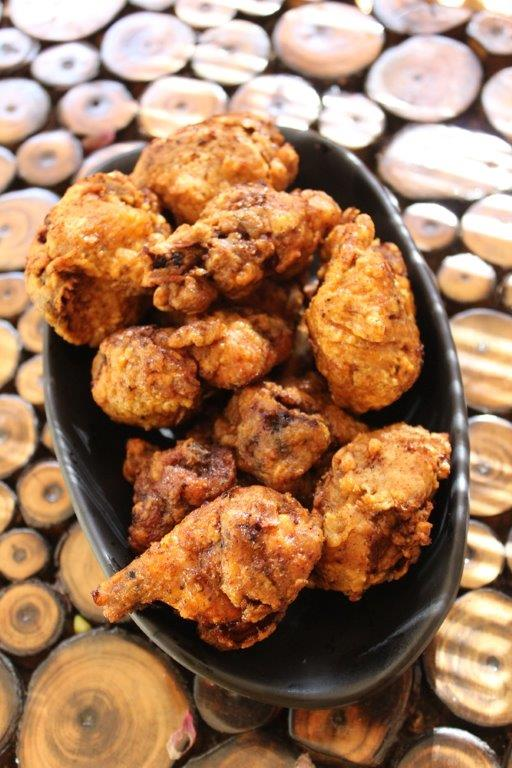 Indian Fried Chicken Recipe