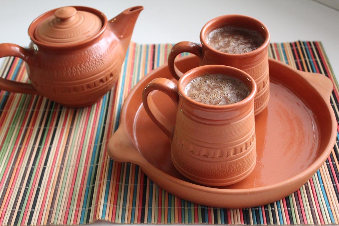 Receita Paruthi Paal – Receita de leite de semente de algodão