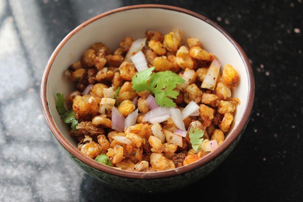 Receita de milho crocante – estilo de nação churrasco milho crocante