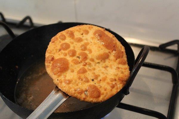 Cheese Puri