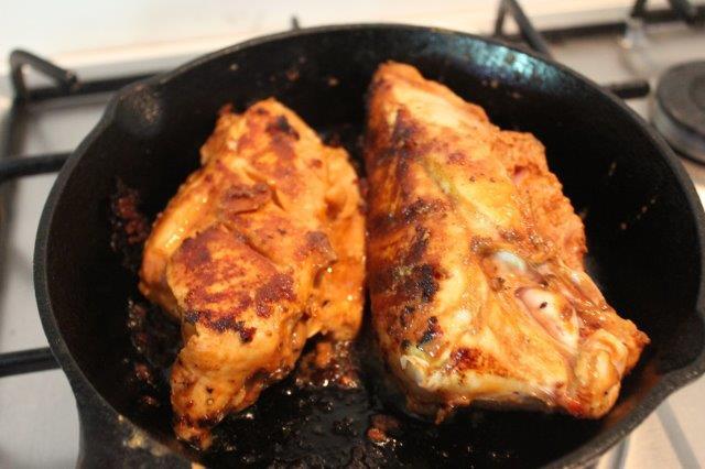How to Cook Juicy Chicken Breast